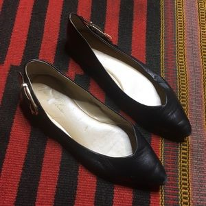 Marc Fisher Manette Pointed Toe Flats Sz 8